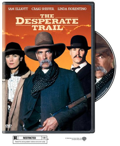 Desperate Trail , The New DVD - Sam Elliot