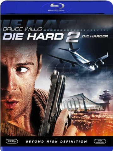 Die Hard 2: Die Harder [Blu-ray] Mint Used
