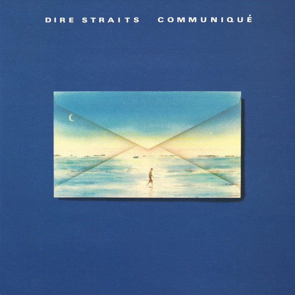 Dire Straits ‎– Communiqué -1984 Classic Rock ( West German Music CD )