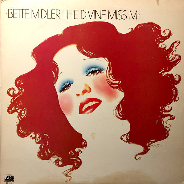 Bette Midler ‎– The Divine Miss M -1972- Doo Wop, Pop Rock (vinyl)