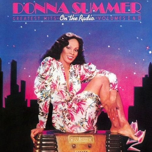 Donna Summer ‎– On The Radio - Greatest Hits - Volume I & II ( 2 lps) 1979 Disco Pop