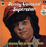 Donny Osmond ‎– Superstar (2 lp set) 1973 & The Osmonds ‎– The Proud One-1975 - 2FER Clearance Vinyl