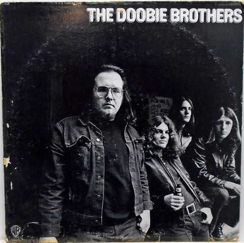 Doobie Brothers ‎– The Doobie Brothers - -1971-Country Rock, Rock & Roll (clearance vinyl)