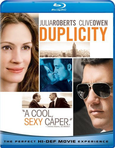 Duplicity [Blu-ray] (Bilingual) Julia Roberts - Mint Used