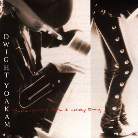Dwight Yoakam ‎– Buenas Noches From A Lonely Room - 1988 Country , Folk (Vinyl) Mint Copy