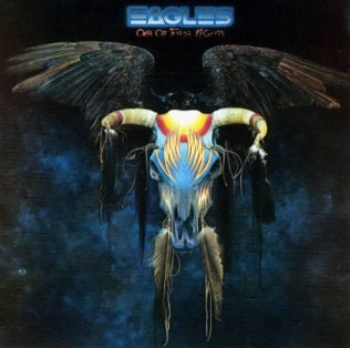 Eagles - One Of These Nights 1975 Classic rock (vinyl)