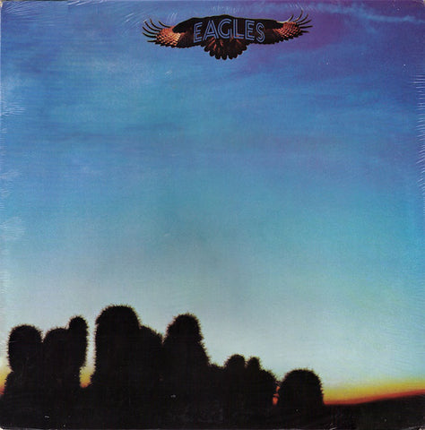 Eagles ‎– Eagles -1972 -  Country Rock, Classic Rock ( debut vinyl )