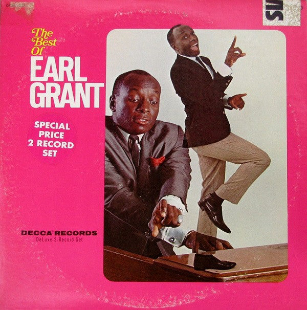 Earl Grant ‎– The Best Of Earl Grant -1973 - 2 lps - Jazz, Funk / Soul, Pop (vinyl)