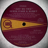 Edwin Starr & Blinky ‎– Just We Two - 1969-Funk / Soul ( Rare Vinyl )