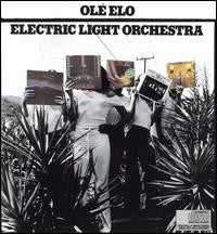 "Electric Light Orchestra ""Ole ELO"" 1976 Classic Rock (vinyl)"