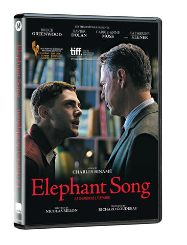 Elephant Song 2015 new dvd