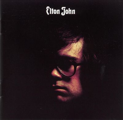 Elton John ‎– Elton John ( your song ) 1973 soft rock Vinyl (Clearance Vinyl)