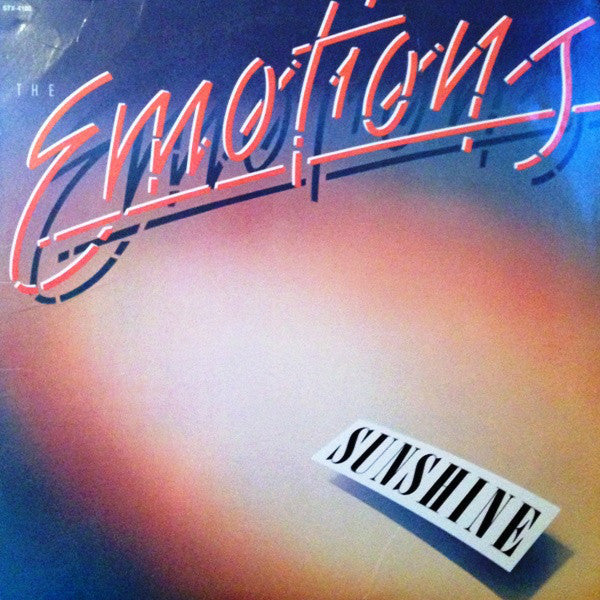 Emotion, the ‎– Sunshine - 1977-  Funk / Soul (vinyl)