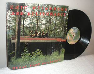 Eric Weissberg And Deliverance ‎– Rural Free Delivery -1973  Bluegrass, Folk