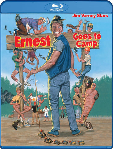 Ernest Goes to Camp [Blu-ray] Mint Used