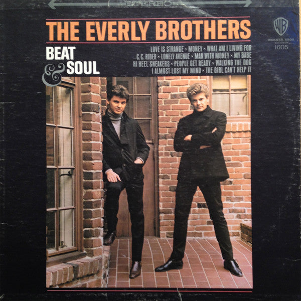 Everly Brothers ‎– Beat & Soul -1965-  Rock & Roll, Vocal (vinyl)