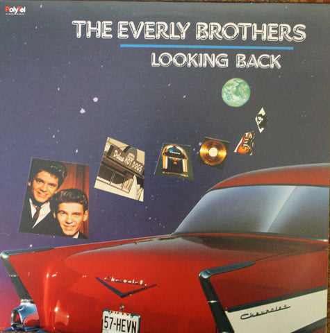 Everly Brothers ‎– Looking Back -1985 Classic Rock (vinyl)