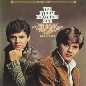 Everly Brothers, The ‎– The Everly Brothers Sing 1967 (Rare Vinyl)