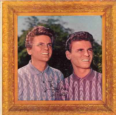 Everly Brothers ‎– A Date With The Everly Brothers -161-Rock & Roll, Ballad ,Folk (vinyl)