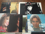 ☆ Vinyl Lp Collection – Female Artists ( 14 bundled as a lot ) ☆ (Clearance Vinyl)