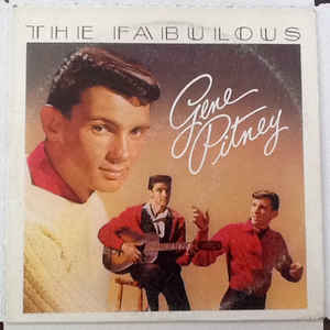 Gene Pitney ‎– The Fabulous Gene Pitney (Vol. 2) -1975- Rock (Rare Vinyl)