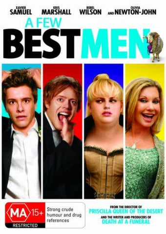 Few Best Men 2015 New DVD