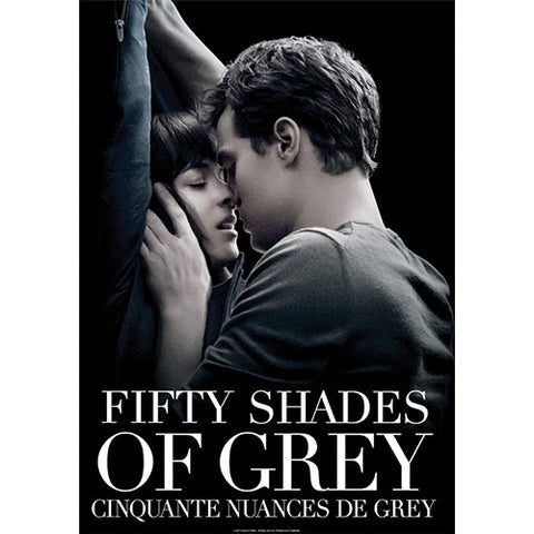Fifty Shades of Grey (2015) New Sealed DVD