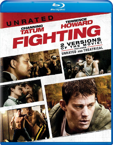 Fighting: Unrated [Blu-ray] Mint Used