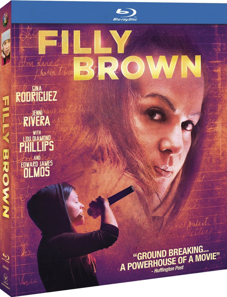 Filly Brown [Blu-ray] 2013 - Mint Used