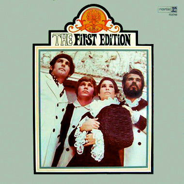 First Edition, The – The First Edition -1967( Debut Album) Country, Psychedelic Rock