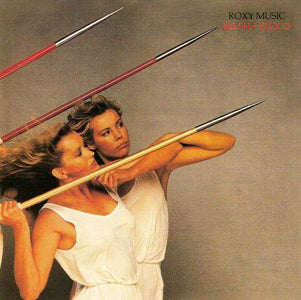 Roxy Music ‎– Flesh And Blood