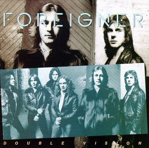 Foreigner- Double Vision-1978 classic rock (vinyl)