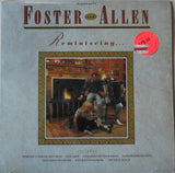 Foster & Allen ‎– Reminiscing...(1987) ¶  I Will Love You All Of My Life (1986) Folk 2FER (Clearance Vinyl)