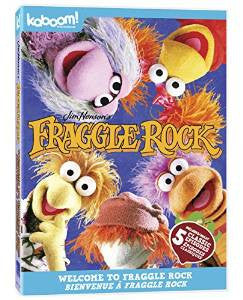 Fraggle Rock - Welcome To Fraggle Rock DVD ( new)