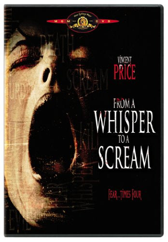 From A Whisper To A Scream 1987 horror DVD
