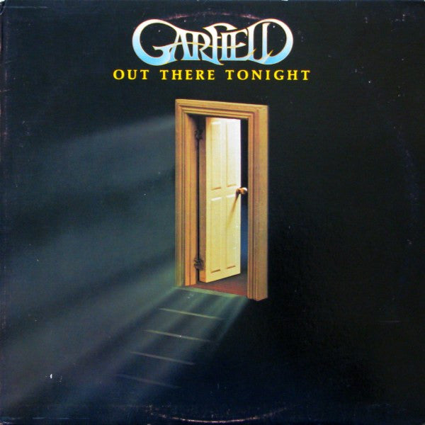 Garfield  ‎– Out There Tonight - 1977 Rock (vinyl)