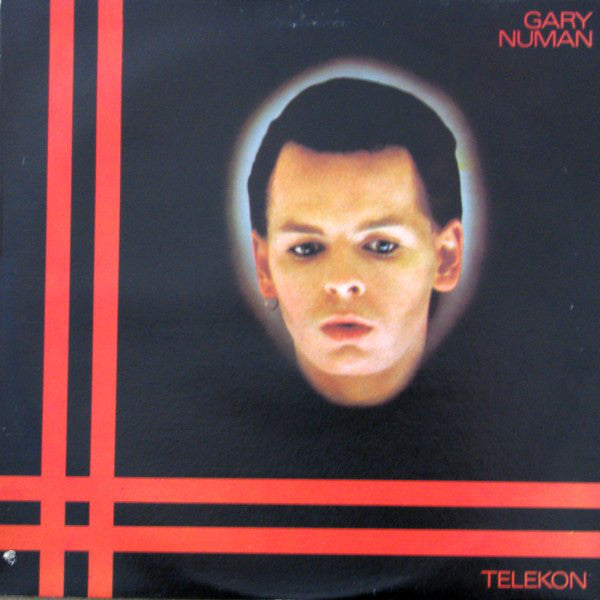 Gary Numan ‎– Telekon -1980 -  New Wave, Synth-pop ( vinyl )