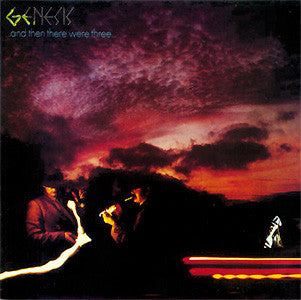Genesis - And Then There Were Three -1978- Pop Rock, Prog Rock, Classic Rock (vinyl)