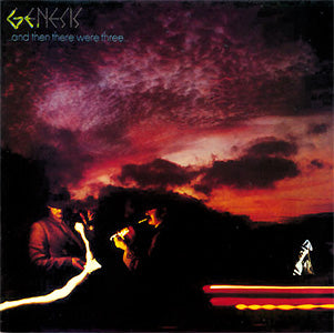 Genesis - And Then There Were Three -1978- Pop Rock, Prog Rock (clearance vinyl)