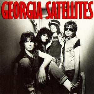 Georgia Satellites ‎– Georgia Satellites - 1986 Southern Rock (vinyl)