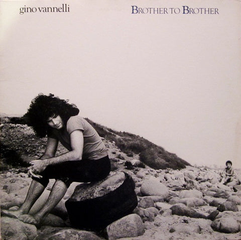 Gino Vannelli ‎– Brother To Brother - 1978-Synth-pop, Classic Rock (clearance vinyl) Overstocked
