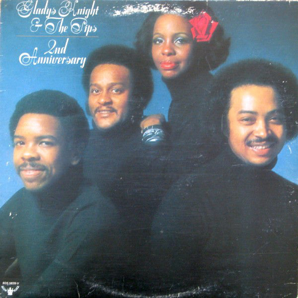 Gladys Knight & The Pips ‎– 2nd Anniversary -1975-Funk / Soul (vinyl)