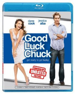Good Luck Chuck (Chucked Up Uncut Edition) [Blu-ray] Mint Used