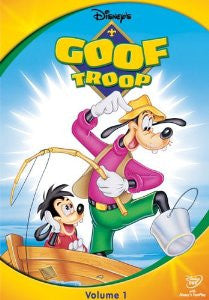 Goof Troop V1 (Version française) DVD