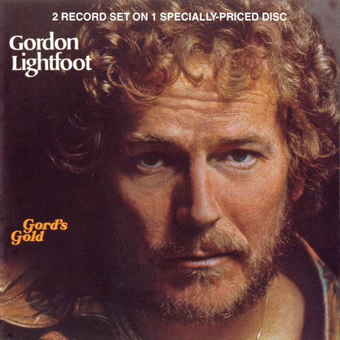 Gordon Lightfoot- Gord's Gold 2 lp set - 1975- Folk Rock (vinyl) 2 mint copies !