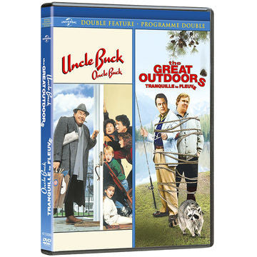 Great Outdoors/Uncle Buck (Double Feature) DVD