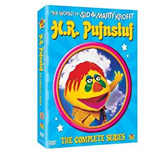 H.R. Pufnstuf:.Complete Series (dvd set - Mint Used)