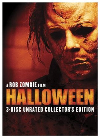 Halloween: Unrated Edition (2007) Mint Used DVD 3 disc