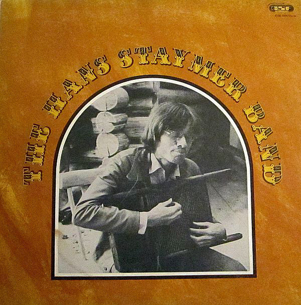 Hans Staymer Band , The  ‎– The Hans Staymer Band - 1972- Classic Rock (vinyl)
