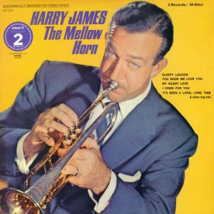Harry James  ‎– The Mellow Horn 1971 Big Band Jazz ( 2 Lps )